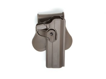 ASG Holster, 1911 models, Polymer, FDE